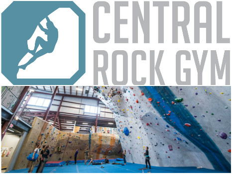 Two Climbing Passes at Central Rock Gym in Watertown
