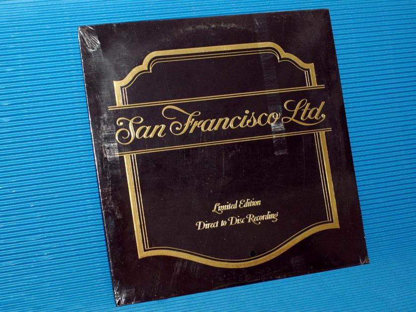 """SAN FRANCISCO, LTD  - """"S/T"""" -   Crystal Clear 1976 Ltd Ed D-D SEALED"""