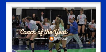 Image for Mike Lingenfelter Named the 2017 PrepVolleyball.com Coach of the Year