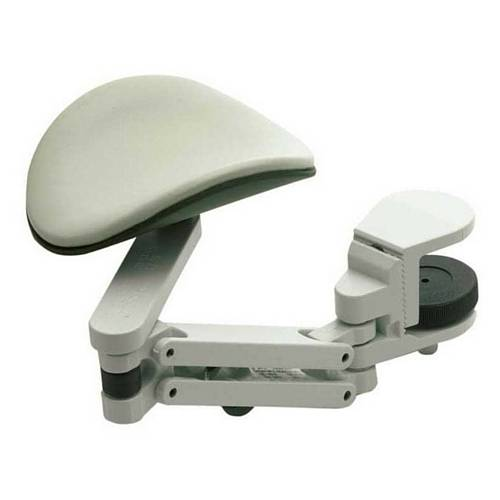 ergonomic computer arm rest for forearm support