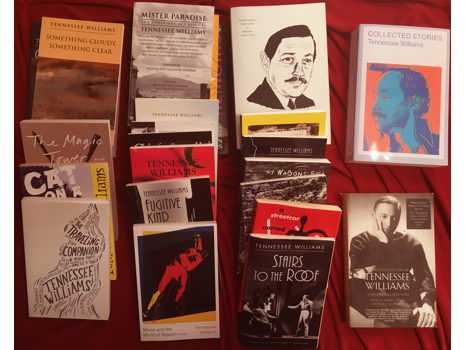 Collection of Tennessee Williams' Literary Canon