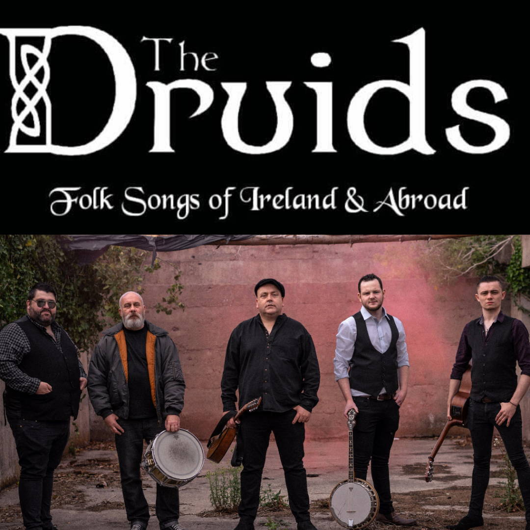 The Druids Irish Folk Band Celtic Festival Online
