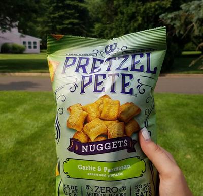 Garlic Parmesean Nuggets