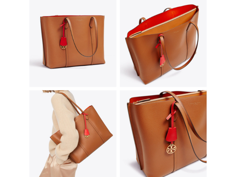 Tory Burch - Perry Triple-Compartment Tote