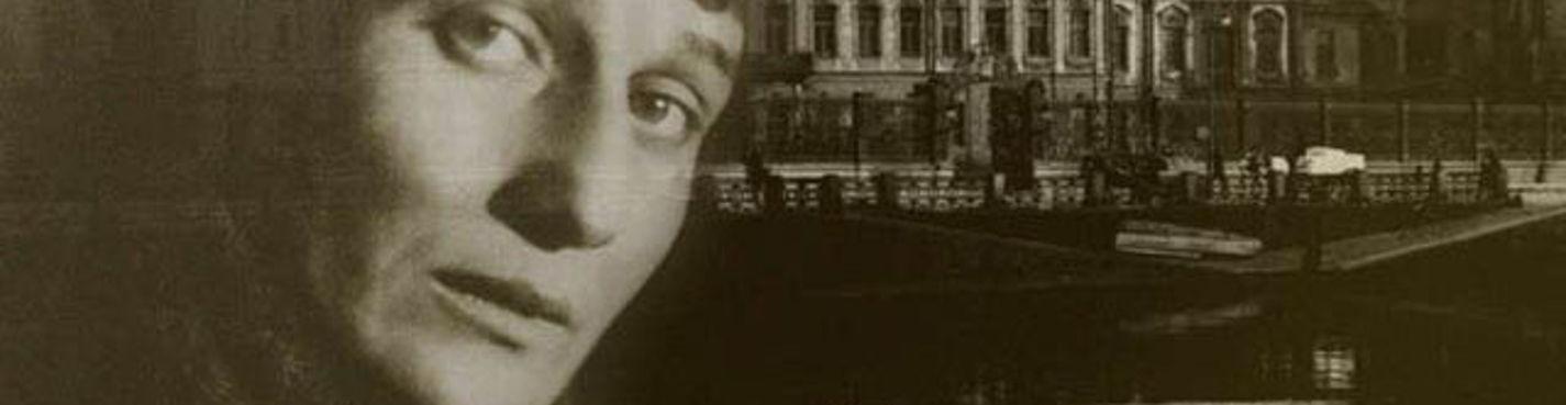 City of poets: Anna Akhmatova
