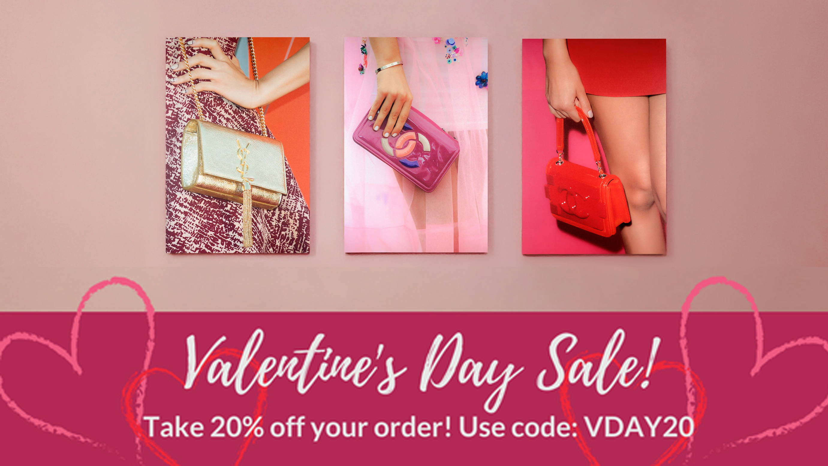 Recoveted Valentine's Day Sale