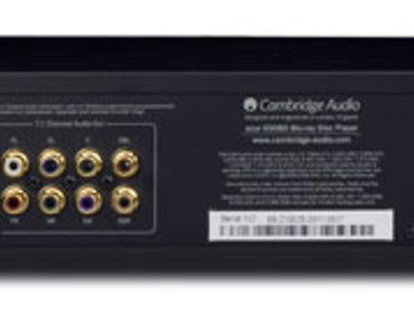 Cambridge Audio 650BD Blu-Ray Player - SILVER