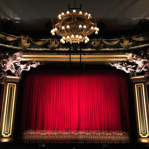 Picture of Even though concert halls and operas are closed for now, you can still enjoy the classics from these venues at home!