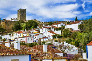Heavenly Obidos, Fatima and Nazare