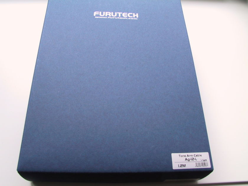 Furutech Ag-12 Phono Cable