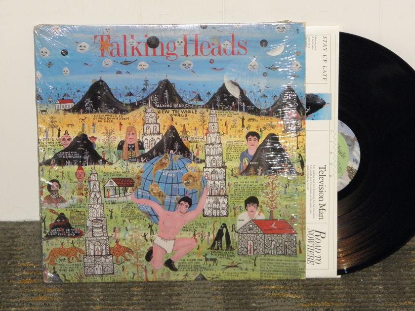 "Talking Heads ""Little Creatures"" - Sire 25305 Still in Shrink"