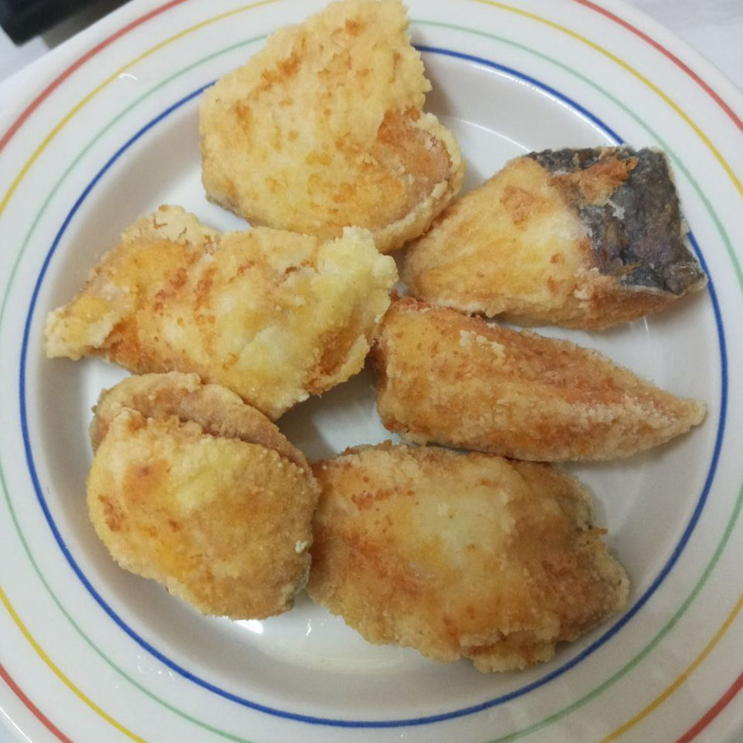 Fried fish. Delicious and scrumptious 🤤🤤❤️