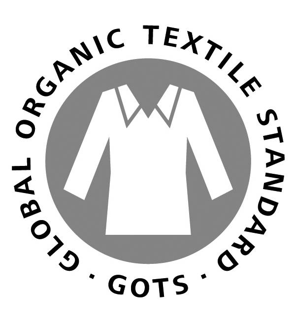 Global Organic textile standards icon. Illustration
