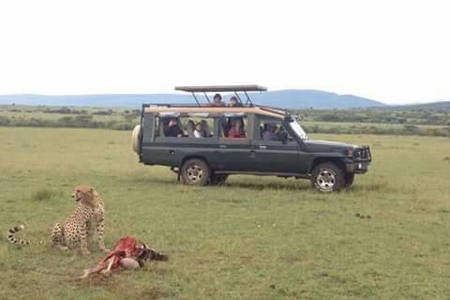 3 DAYS MASAI MARA GROUP JOINING SAFARI