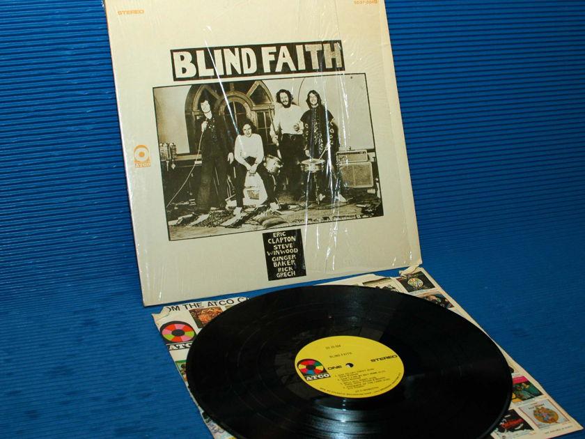 "BLIND FAITH -   - ""Same Title"" - ATCO 1969 1st pressing side 1 hot stamper"