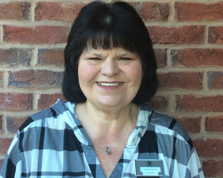 Ms. Cherie Dotson , Young Infant Teacher