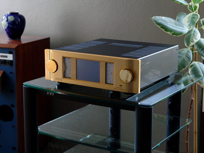 Magnum Dynalab MD-309 (Digital USB) Gold faceplate