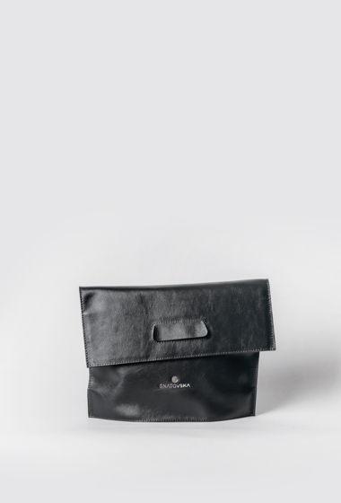 "Кожаная сумка ""Пакет"""