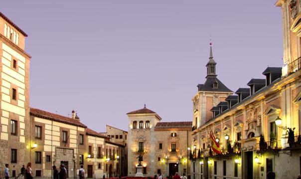 Прогулка по старому Мадриду