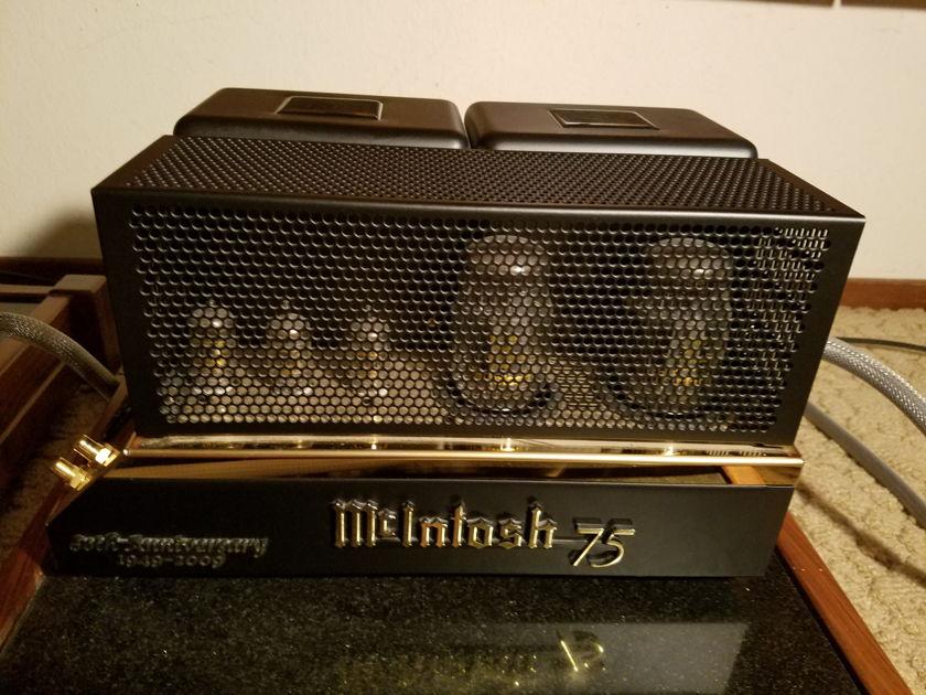McIntosh MC75/C22 60th Anniversary Edition