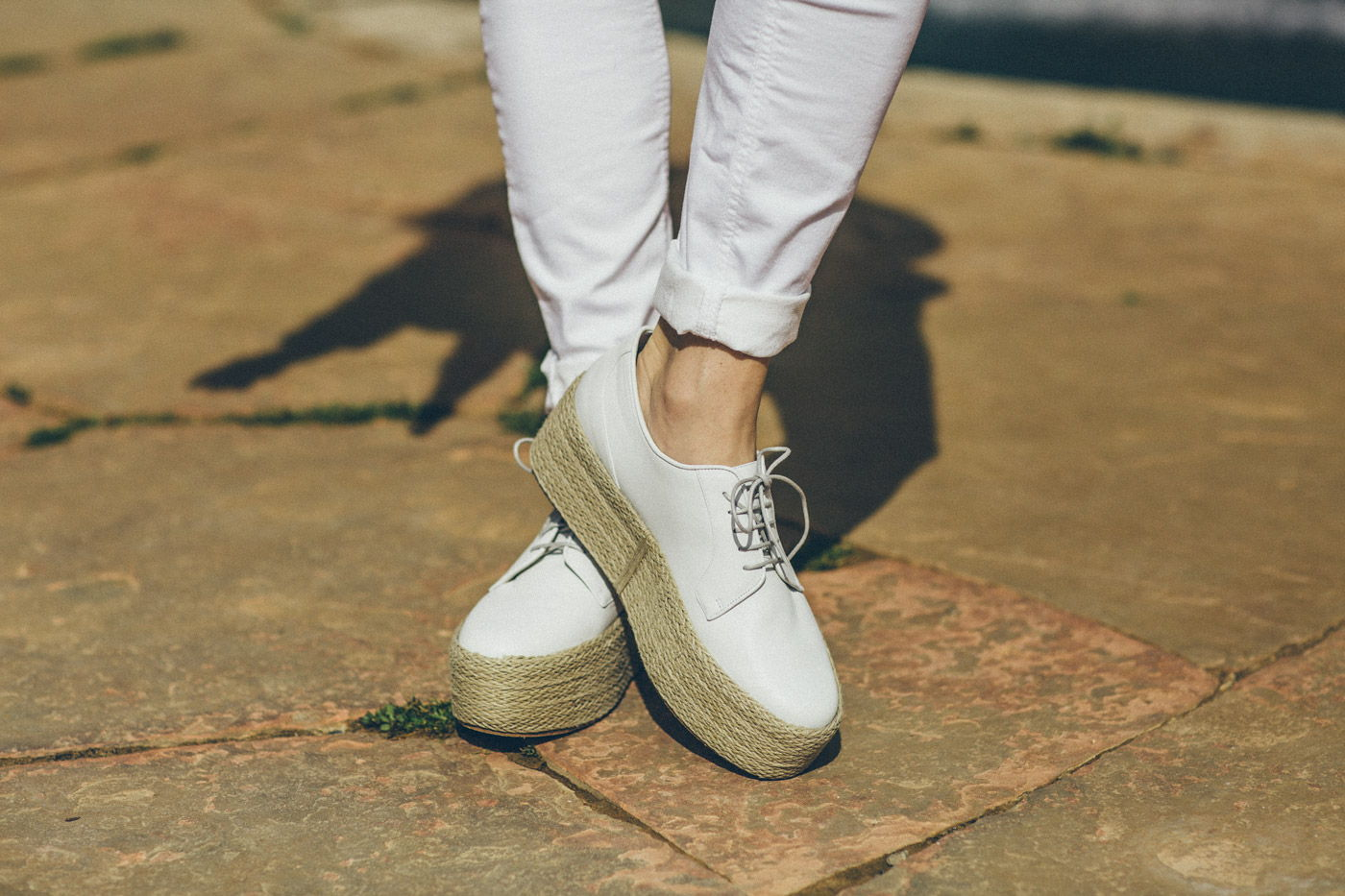 Rodo Platform Sneakers