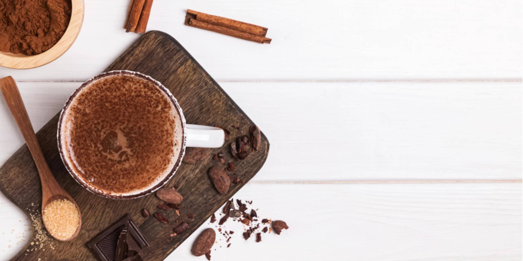 chocolat chaud keto
