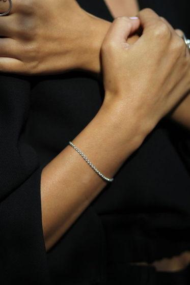Серебряный браслет-цепочка Just Chain