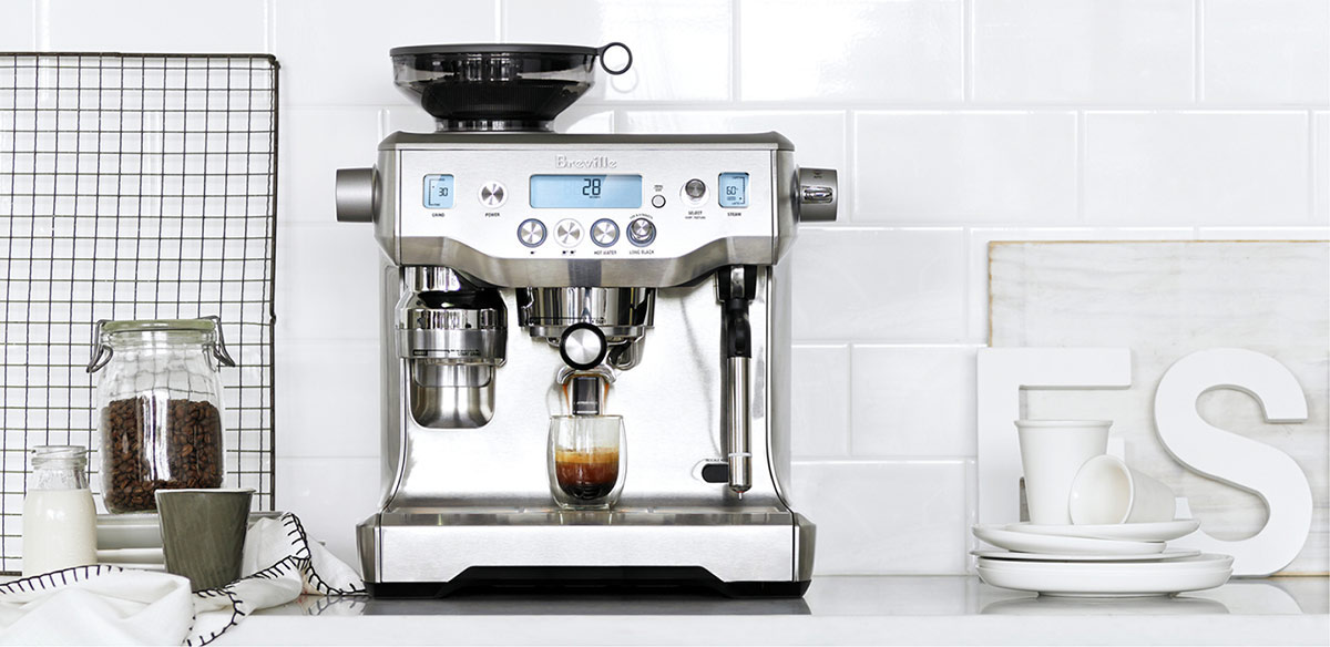 Breville Electric Coffee Maker : Breville Canada