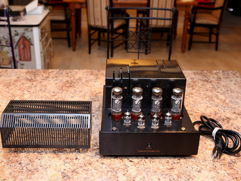 PrimaLuna ProLogue Four Power Amp w/ new tubes