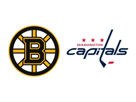 See the Bruins Play the Capitals in Washington, D.C!