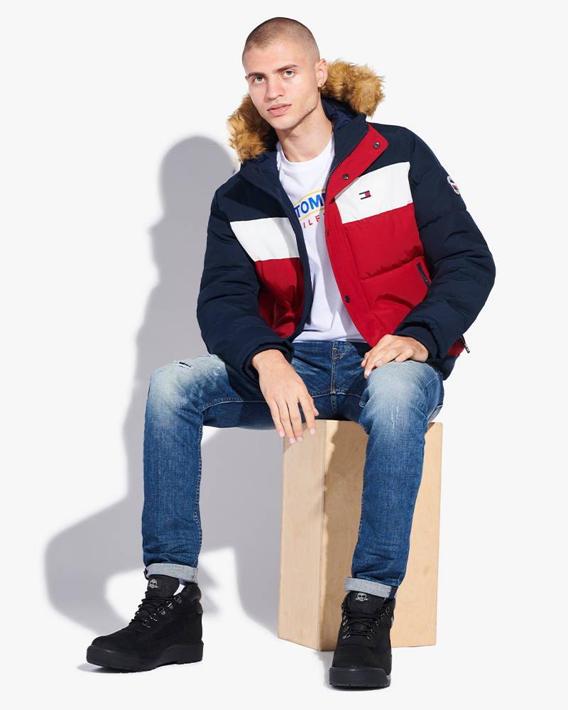 Shop Men's Denim and Sweaters