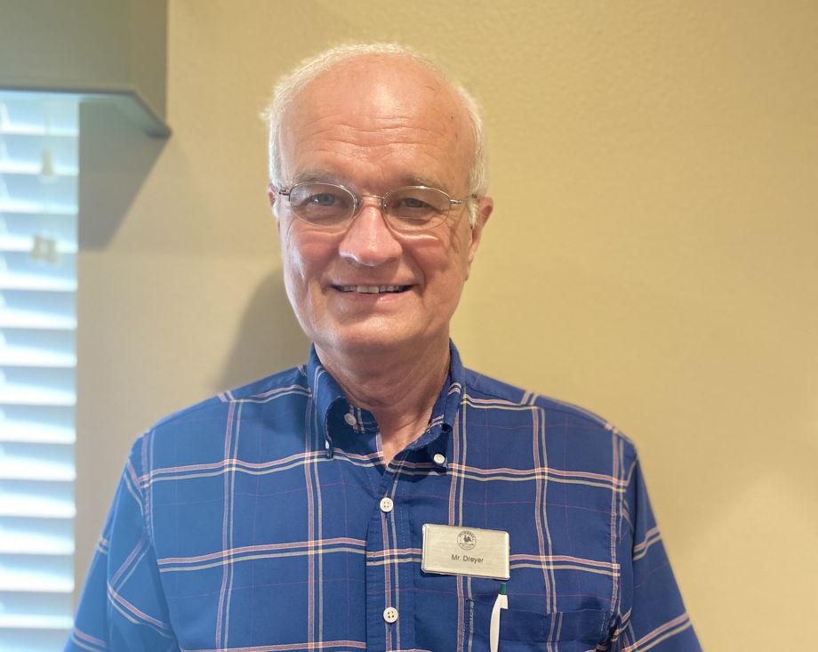 Mr. Dreyer , Bus Driver