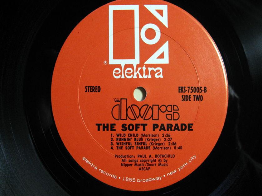 The Doors - Soft Parade - 1970 Repress Elektra EKS-75005