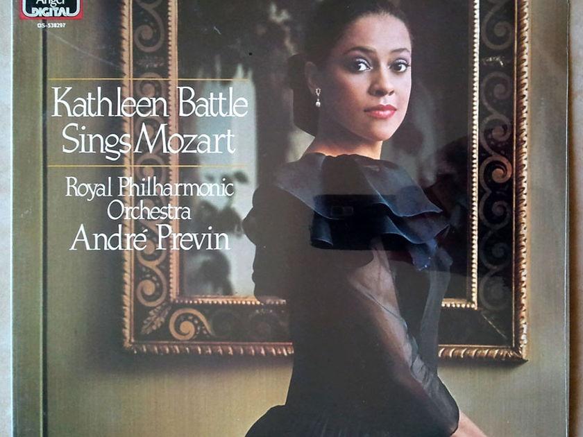 Sealed EMI Digital   KATHLEEN BATTLE - sings MOZART