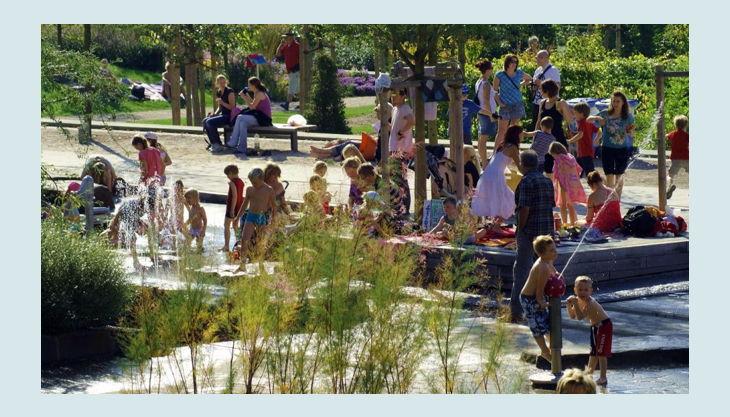 sauerlandpark hemer der wasserspielplatz