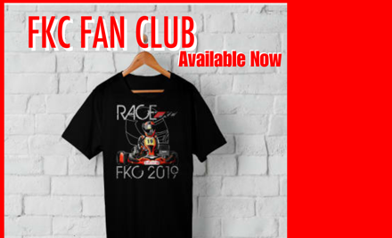 FKC Fan Club ( T shirt and Annual Pit Pass)