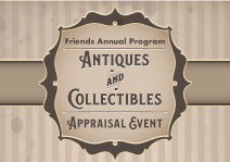 Image for Collectibles and Antiques Appraisal Event