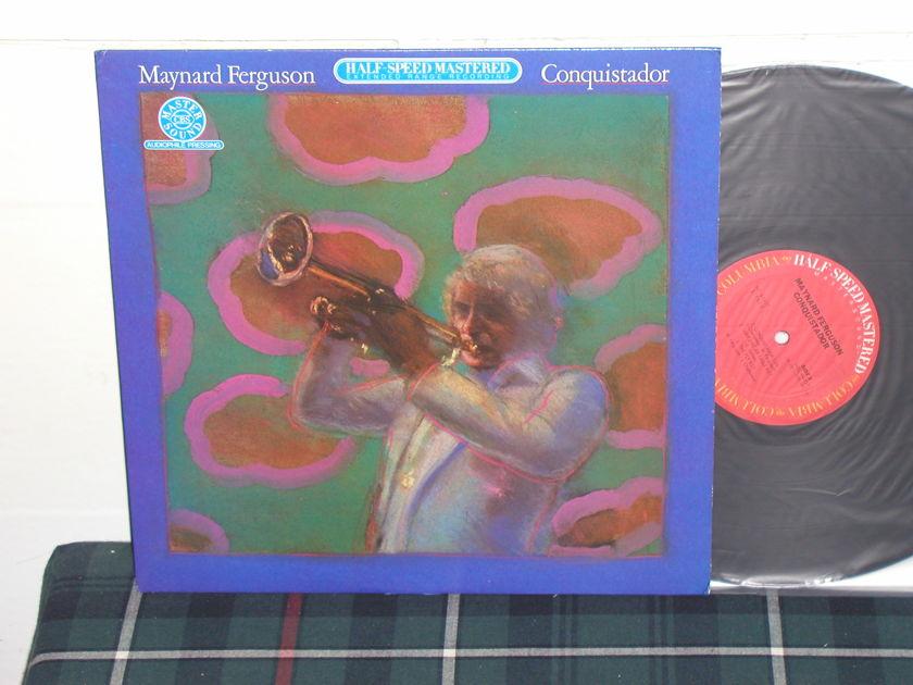 Maynard Ferguson - Conquistador (Pics) Half Speed Mastered