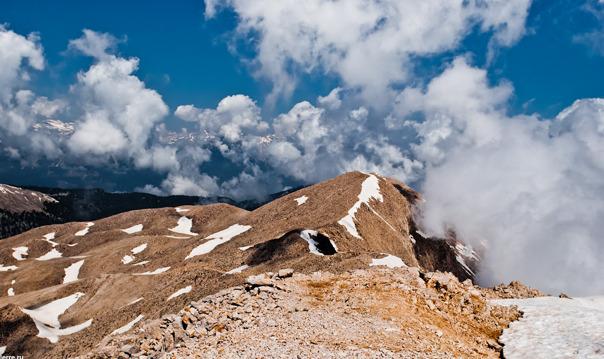 Экскурсия на гору Тахталы из Кемера