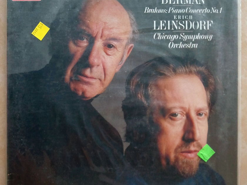 Sealed CBS Digital | LAZAR BERMAN/BRAHMS - Piano Concerto No. 1