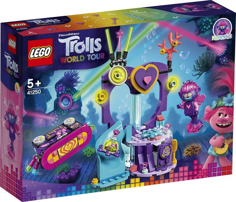 LEGO Trolls 41254 Volcano Rock City