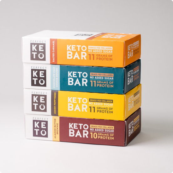Perfect Keto - Doctor-developed  Backed by science