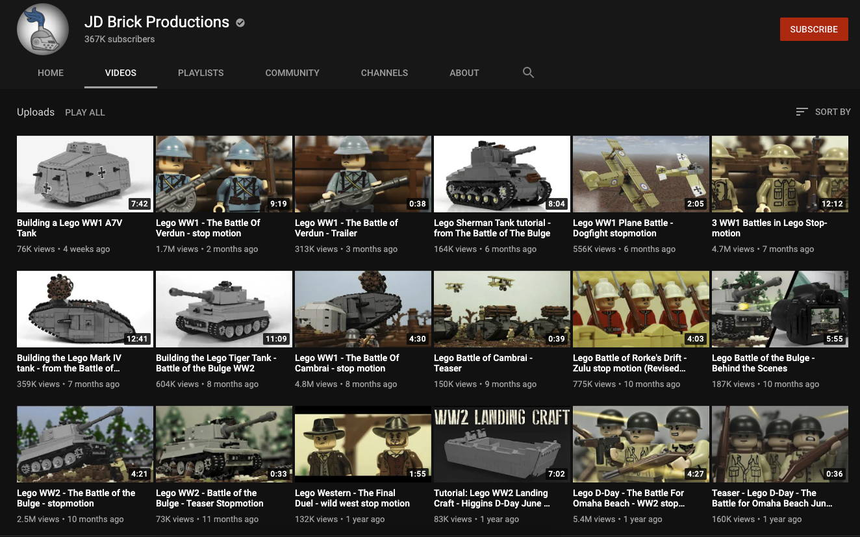 Lego Man Productions