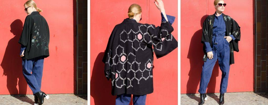 Shop Newly Arrived Kimono Jackets and Authentic Japanese Robes