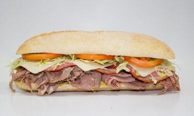 Big Star Sandwich Roast Beef,Capocollo,Provolone
