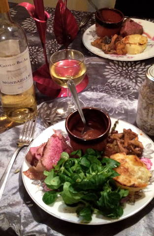 Home Cooked French Dining Experience with Cannelle
