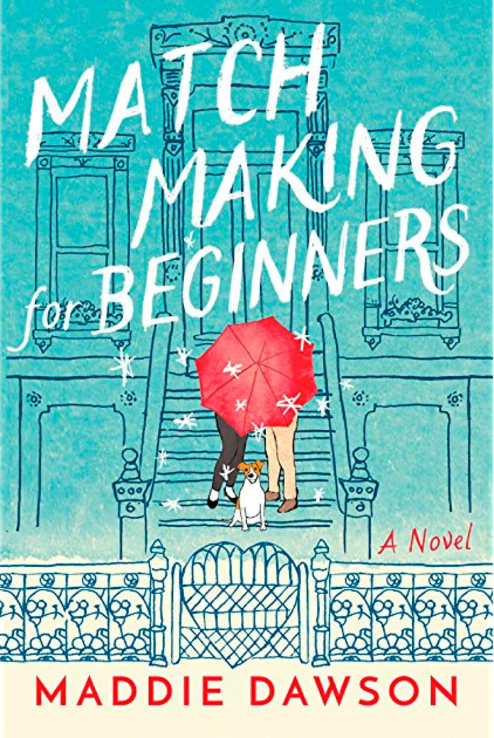 Summer Reading List 2018 Match Making for beginners book