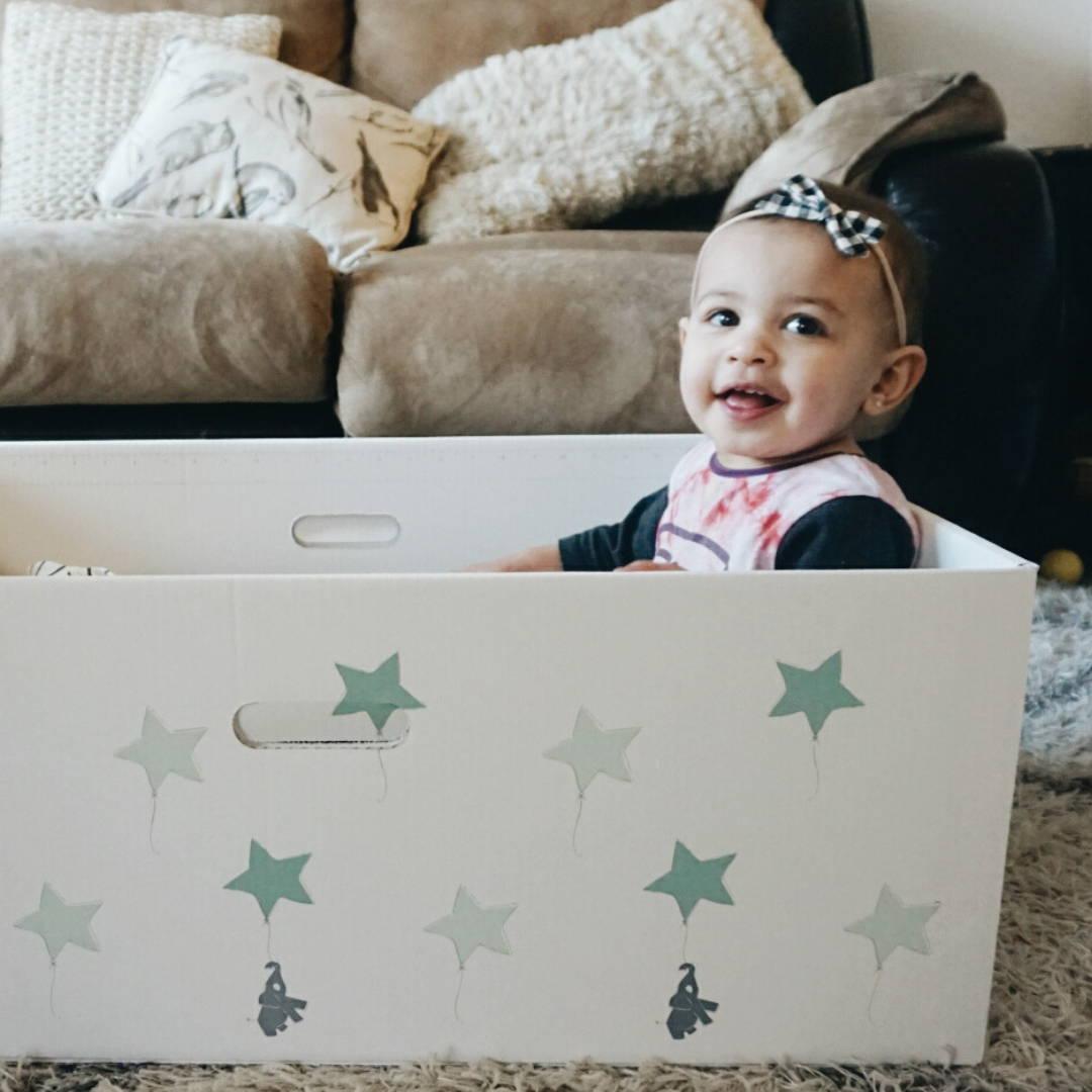 Baby Box Reviews | Happy Baby | Finnbin