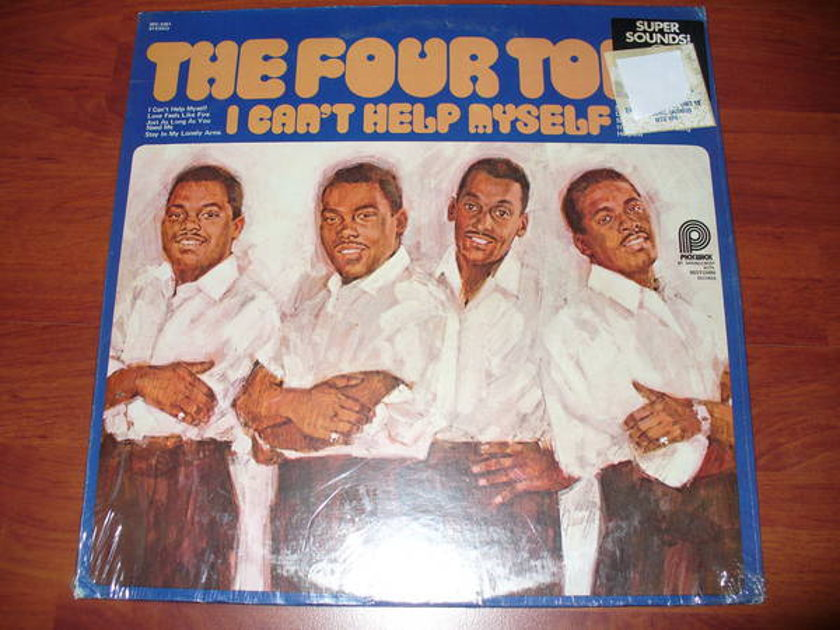 The Four Tops - I Can't Help Myself motown rec. spc-3381 sealed lp