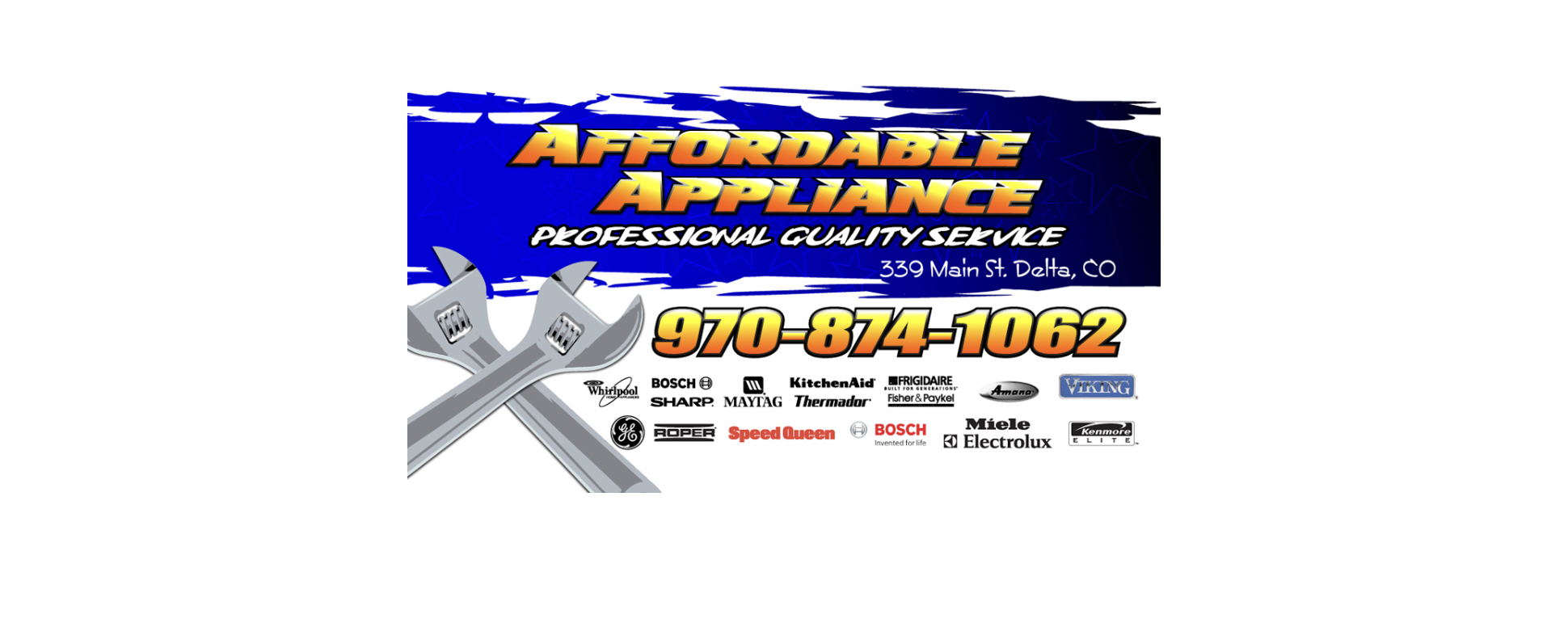 Affordable Appliance LLC